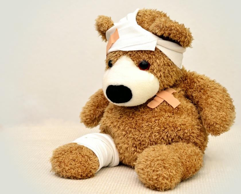 teddy pain