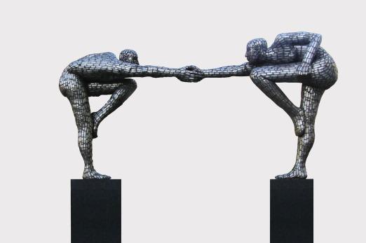 trophy sculpture